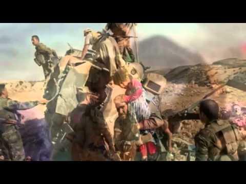 East News: Iraq Crisis US Strikes Aid Kurdish Bid To Retake Dam