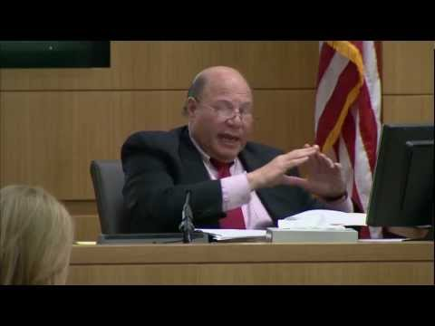 Samuels) Testifying About Jodi Arias' Memory Forgets What He Just Said