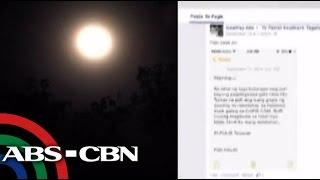 Aswang gumagala sa Batangas?
