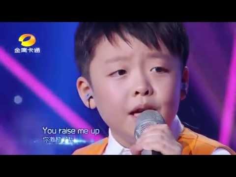 La voz del niño es bonita, pero cuando la niña se une te deja sorprendido