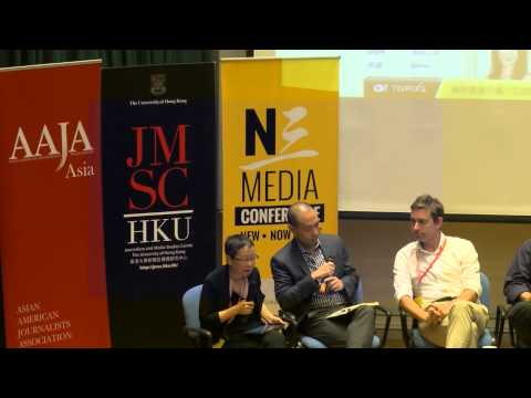 2014 N3Con Day2-1 Opening Remarks & Asia News Leaders Roundtable
