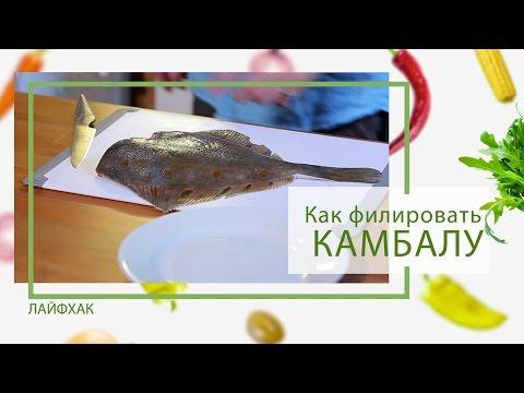 Лайфхак: Как филировать камбалу от Василия Емельяненко