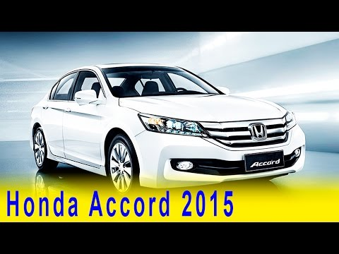2015 Honda Accord Sedan Review and Prices for Dallas. TX Area   2015 Honda Accord Sedan