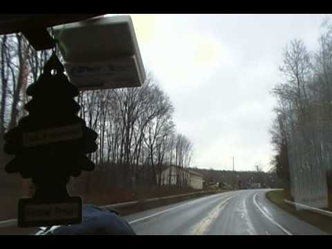 Williamstown, NY, 2009. Even the Churches are out of business!.MP4