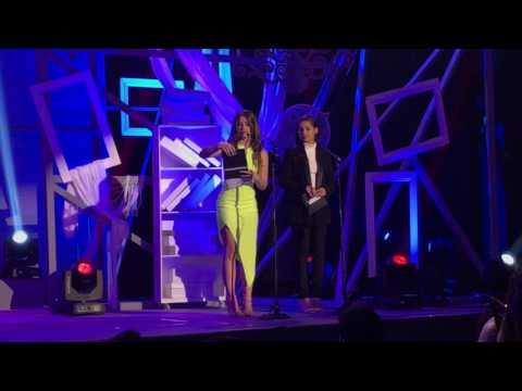 Jameson Blake wins Best Supporting Actor - Cinema One Originals