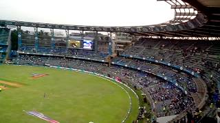 Wankhede Stadium, Mumbai (View)