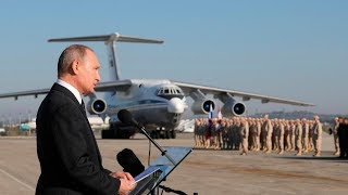 U.S. Strikes Said To Kill Russian Fighters In Syria | Los Angeles Times
