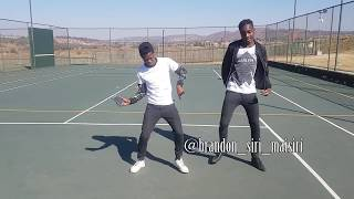 Nasty C - Strings And Bling #kumbaya #kumbayachallenge dance video