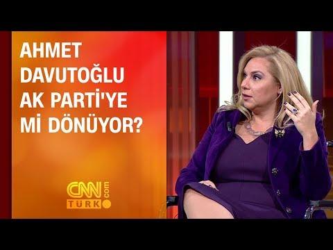 Ahmet Davutoğlu AK Parti'ye mi dönüyor?
