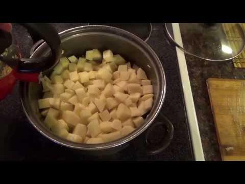 #109 Готовим дома Картошка тушеная с мясом