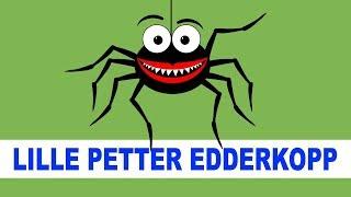 Lille Petter Edderkopp - med animasjon