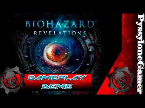 Resident Evil Revelations Biohazard Revelations Demo