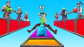 *NEW* SNIPERS vs RUNNERS Gamemode in Fortnite Creative