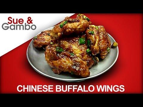 Chinese Buffalo Wings