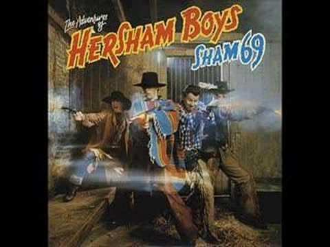 Sham 69 - Joey