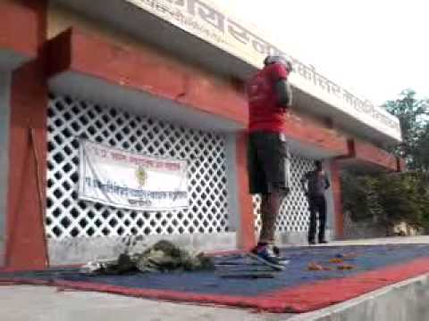 Pkt Collage Chandauli Sekhchilli Natak video