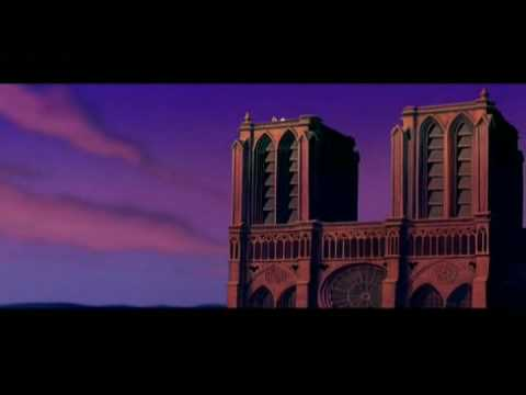 The Hunchback of Notre Dame - Score The Bell Tower - Walt Disney -