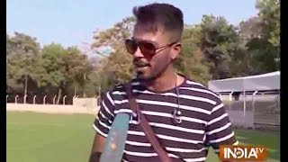Team India's All Rounder Hardik Pandaya's Interview; Talks on His Selection in T20 World Cup