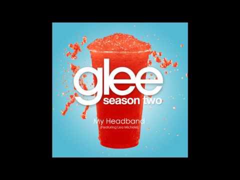 My Headband Chipmunk Version (Featuring Lea Michele) with Lyrics