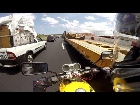 Israel Osório - BR 324 Carro Capotado, Pedágio e Congestionamento