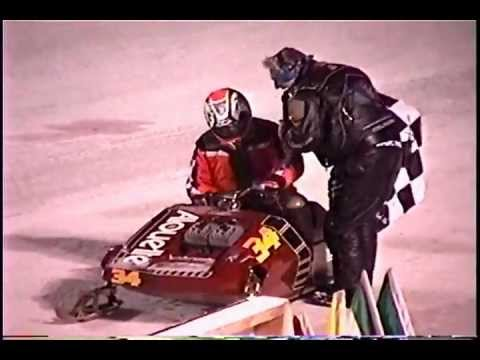 VINTAGE World Snowmobile CHAMPIONSHIP Eagle River Wisconsin