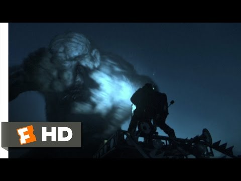 Trollhunter (9/10) Movie CLIP - Wearing Down the Troll (2010) HD