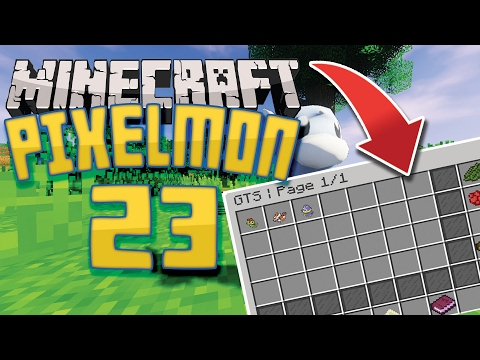 Global Trade System! (GTS) | Minecraft: Pixelmon Public Server | Episode 23