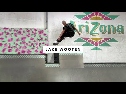 Jake Wooten | Ruling The TWS Skatepark with Friends