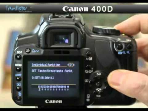 Traumflieger.de - Canon EOS 400D
