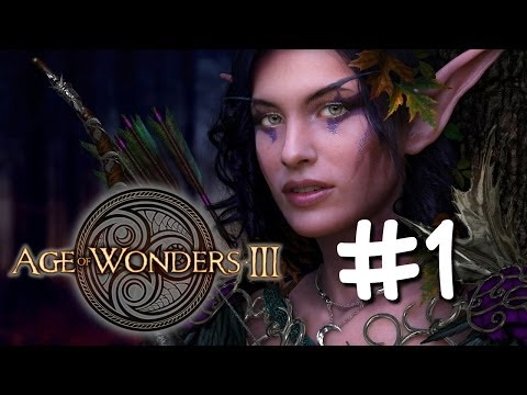 Age of Wonders 3 - Elven Court Campaign #1
