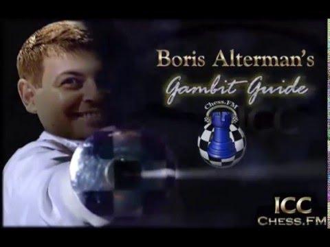 GM Alterman's Gambit Guide - Grand Prix Attack - Part 1 at Chessclub.com