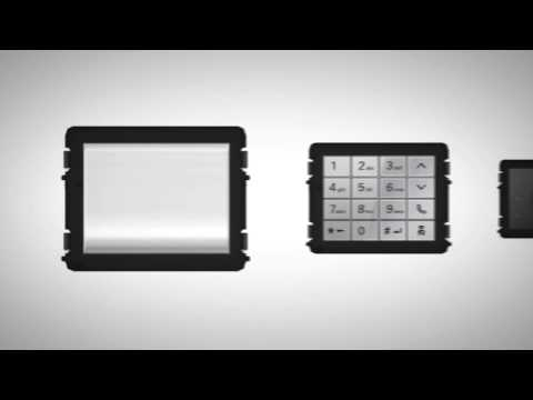 Video door entry system - Commercial