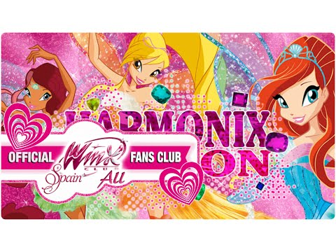 Winx Club Harmonix Mission! [Exclusive Game]
