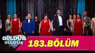 (185. MB) Güldür Güldür Show 183. Bölüm Tek Parça Full HD Mp3