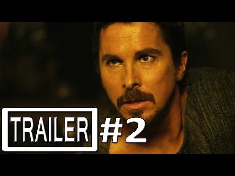 Exodus Gods and Kings Trailer 2 Official - Christian Bale