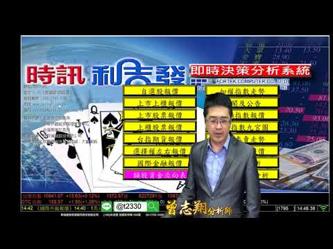 理周TV-20180621 盤後-曾志翔 股昇翔起