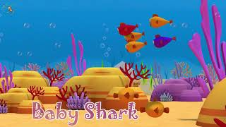 Baby shark - wake up song animal songs nursery rhyme for children