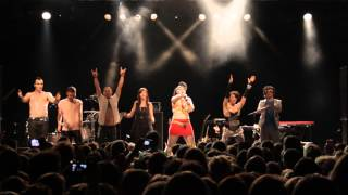 Amanda Palmer live in Vienna 2011 - Super Cates Powerhour 9/23
