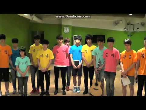 [ENG] 130709 SEVENTEEN getting scolded