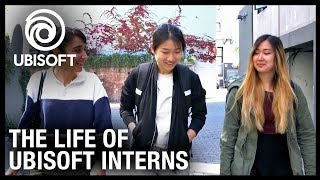 Ubisoft San Francisco: Life of our Studio Interns | Ubisoft [NA]