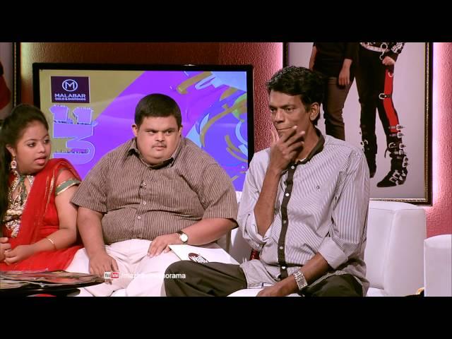 Onnum Onnum 3 with Laughing villa's king Salim Kumar & Sreelaya