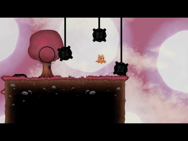 Airscape: A gravity-shifting octo-platformer on show at PAX Aus 2014
