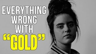 "Download Lagu Everything Wrong With Kiiara - ""Gold"" Gratis STAFABAND"