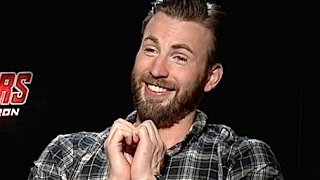 Chris Evans Funny Moments (PART 2)
