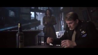 First Avenger Steve&Peggy Scene