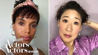 Sandra Oh & Kerry Washington - Actors on Actors - Full Conversation