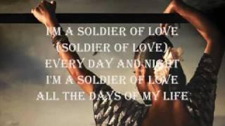 Sade-Soldier Of Love W/ Lyrics