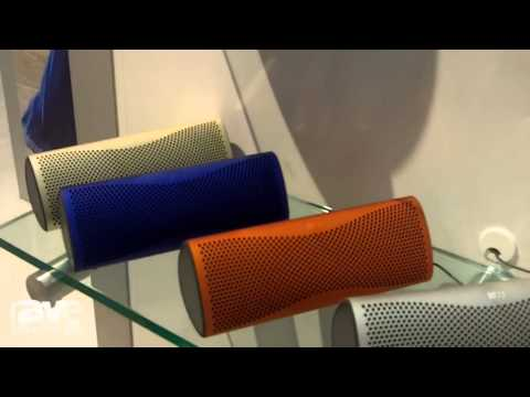 CEDIA 2015: KEF Introduces The Muo, A Powered Portable Bluetooth Speaker