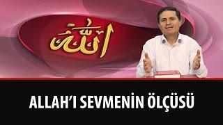 Dr. Ahmet Çolak - Allah'ı Sevmenin Ölçüsü (Lem'alar - 11. Lem'a - 5. Nükte)