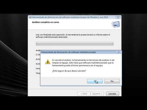 Eliminar Malwares con una herramienta libre de Microsoft